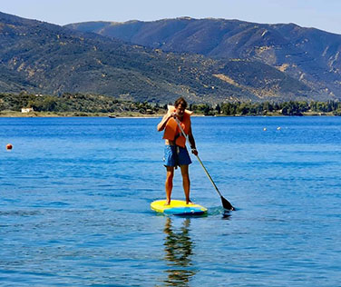 SUP - Saronic Outdoor Activities - Poros Island