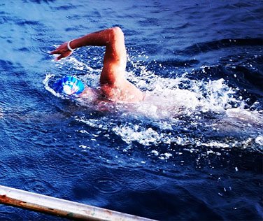 Swimming - Saronic Outdoor Activities - Poros Island